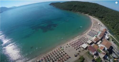 VELIKI BROJ LJUDI NA PLAŽAMA Oporavak turizma u Crnoj Gori