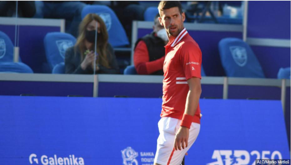 VLADAR SVIJETSKOG TENISA Novak Đoković ostaje prvi na ATP listi!