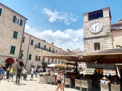 U Kotoru 17 odsto manje turista