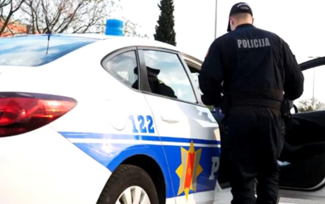 PODGORICA: Uhapšene tri osobe zbog razbojništva, među njima i maloljetno lice