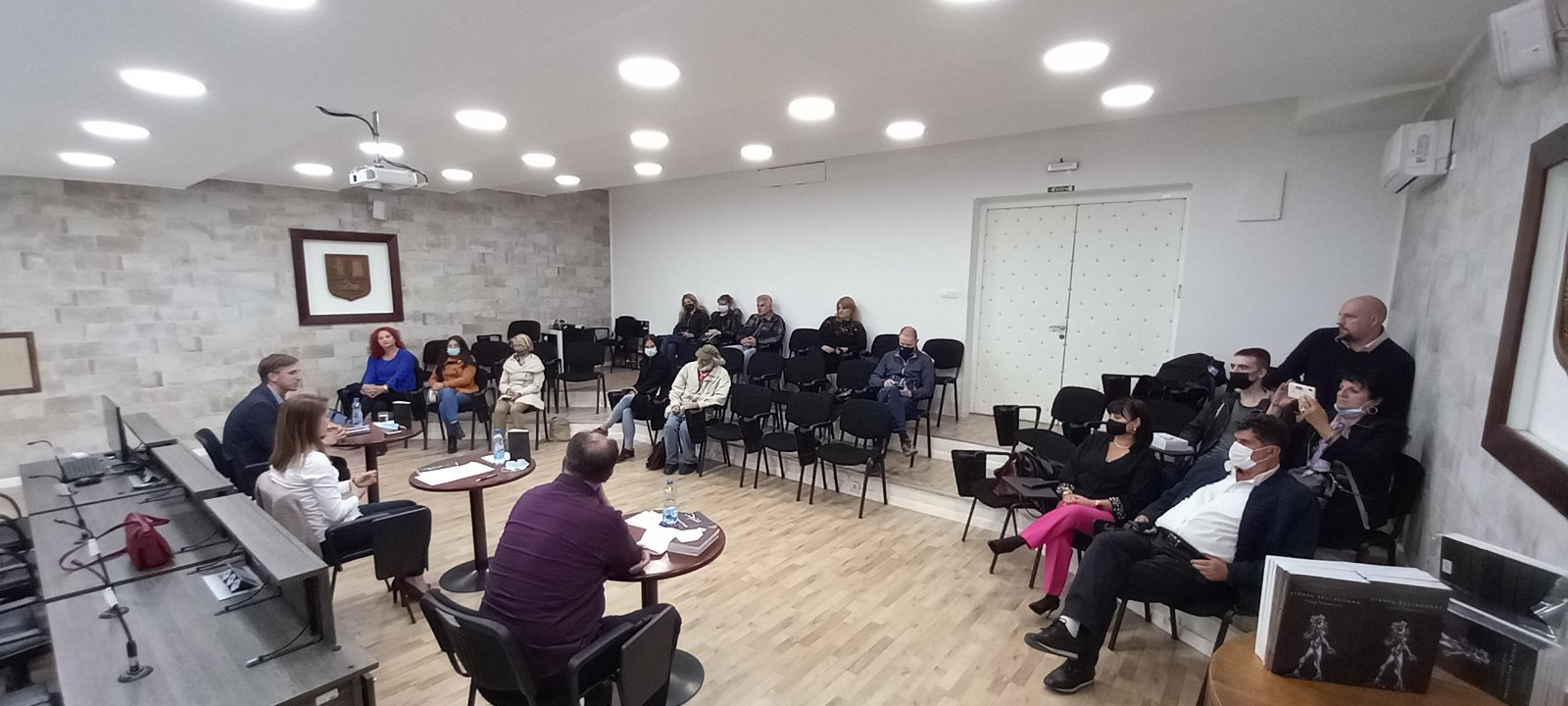 """ATROPA BELLADONA"" Dragića Rabrenovića promovisana u Kotoru"