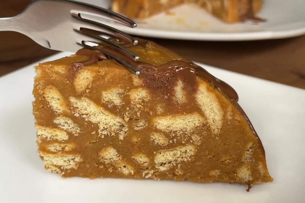 SPREMNA JE ZA SVEGA 10 MINUTA I TREBAJU VAM SAMO TRI SASTOJKA: Jednostavna torta bez brašna i šećera