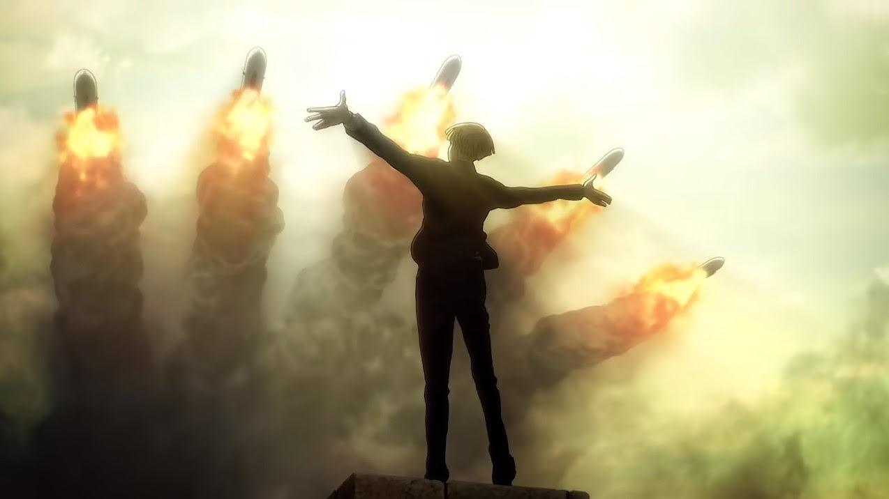 """Premijera poslednje sezone animirane serije """"Napad titana"""" (Attack on Titan)"""
