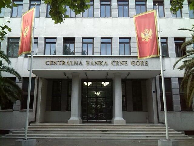 CBCG: Kamatne stope pale i u avgustu