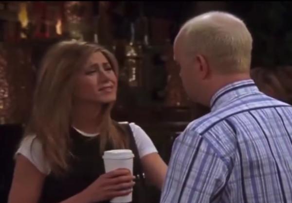 TUŽAN DAN! Dženifer Aniston se emotivnom porukom oprostila od kolege i prijatelja! (VIDEO)