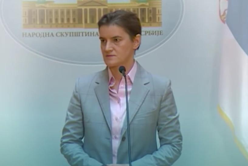 PREMIJERKA SRBIJE OTKRILA: Planiran atentat na Vučića tokom otkrivanja spomenika Stefanu Nemanji