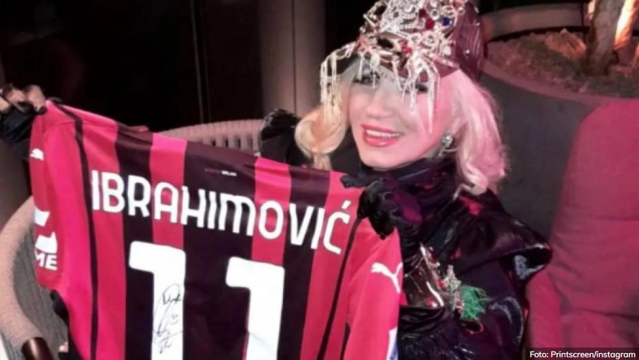 BILO JE VESELO U MILANU! Srpska pjevačica zvijezda večeri, Ibrahimović i drugovi u transu!