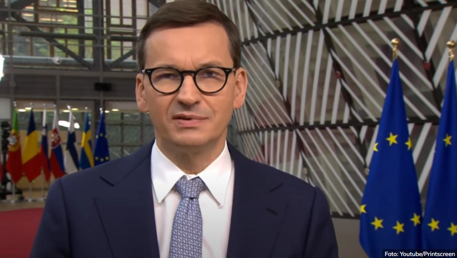 PREMIJER KATEGORIČAN Poljska ne pristaje na ucjene Evropske unije