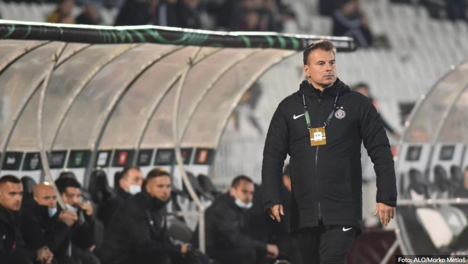 SVE JE POJASNIO Oglasio se Stanojević, evo zbog čega je zaradio crveni karton