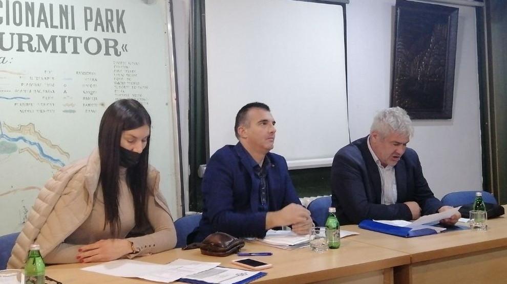 POPOVIĆ: U Nacionalnom parku Durmitor ostvareno 68 odsto prometa u odnosu na rekordnu 2019