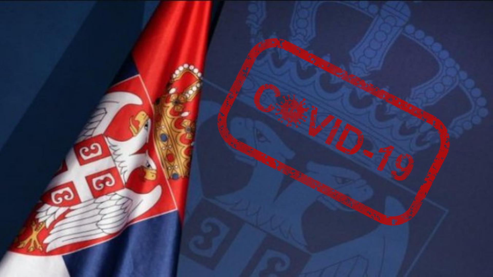 KORONA STANJE U Srbiji 6.748 novih slučajeva koronavirusa, preminulo još 60 osoba